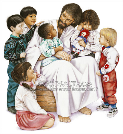 jesus-shares-time-with-the-children-GoodSalt-dmtas0089